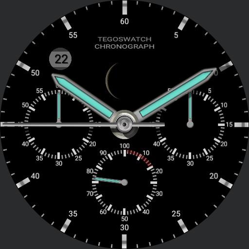 simple chronograph V 1.2. 4