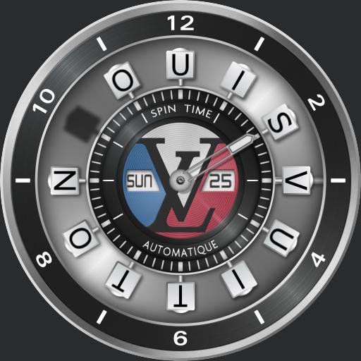 Louis Vuitton Tambour V2 No Zoom