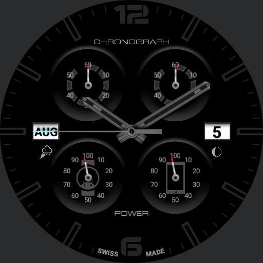 Dark Chronograph