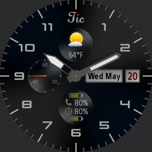 Baron Numbers Background Complications