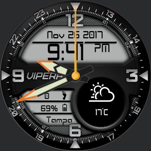 Vipera Black 1.0/12H