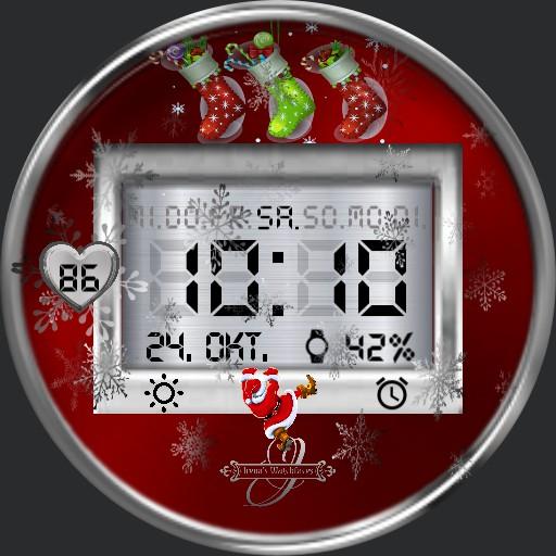 Christmas Nikolaus Digi