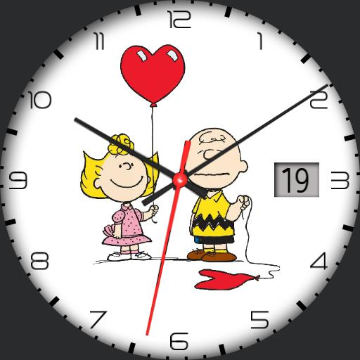 Charlie Brown and Sally Brown