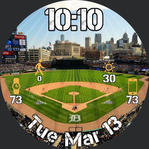 Detroit Tigers Comerica