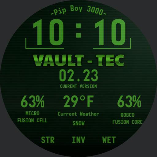 Pip-Boy Simplified