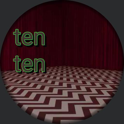 twin peaks text