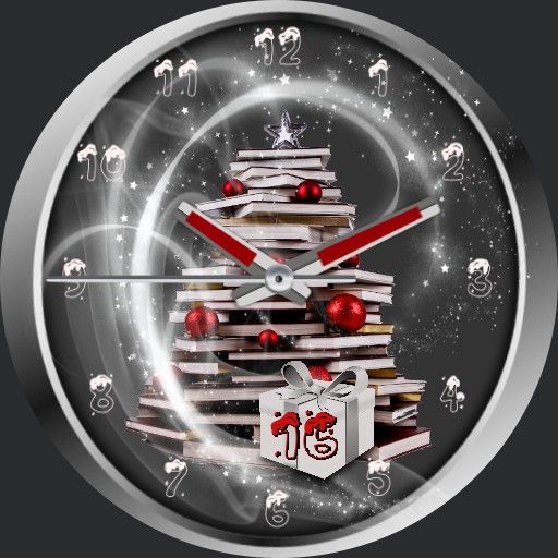 Christmas Booktree  Buchmesse