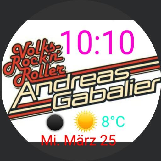 Andreas Gabalier Logo