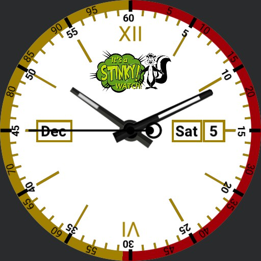 Stinky Watch 010