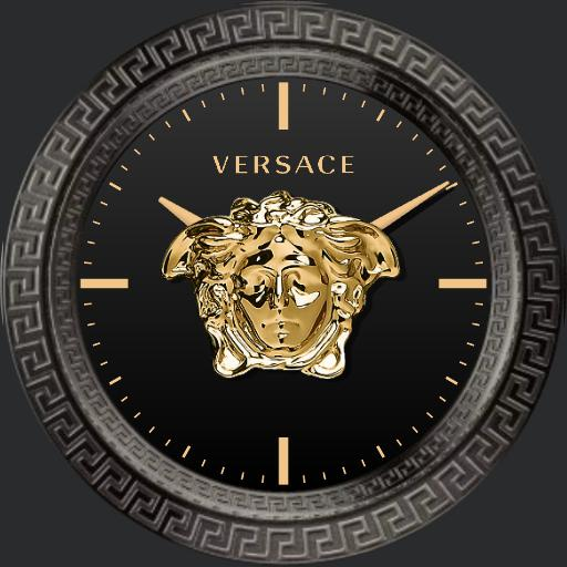 Versace Madusa watch 1 of 3 Madusa watches Ive made.