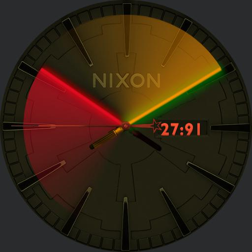 Nixon modify - 4 colors