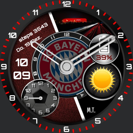 FC Bayern Watch Copy