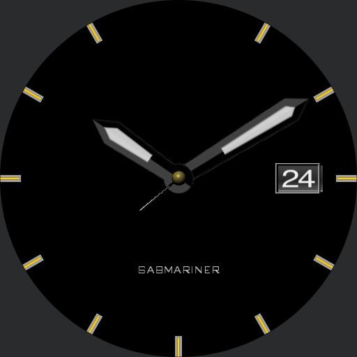 Submarine Black Copy