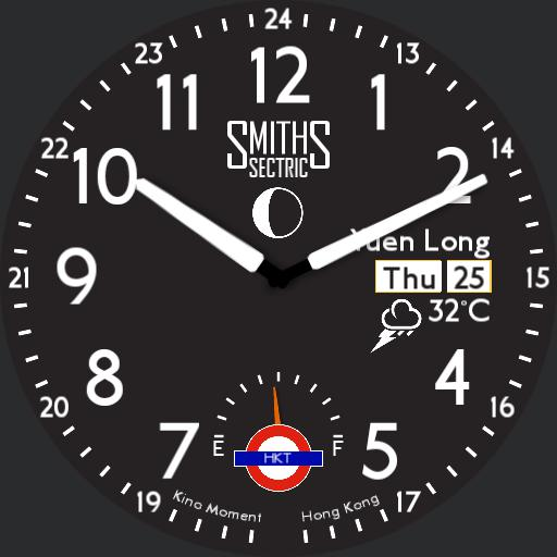 Tube London Smiths v1.0