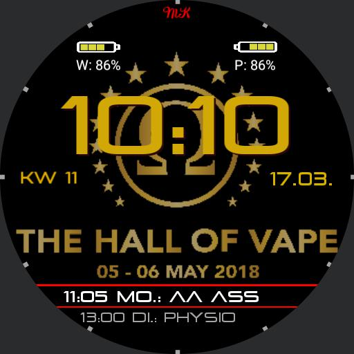 The Hall of Vape