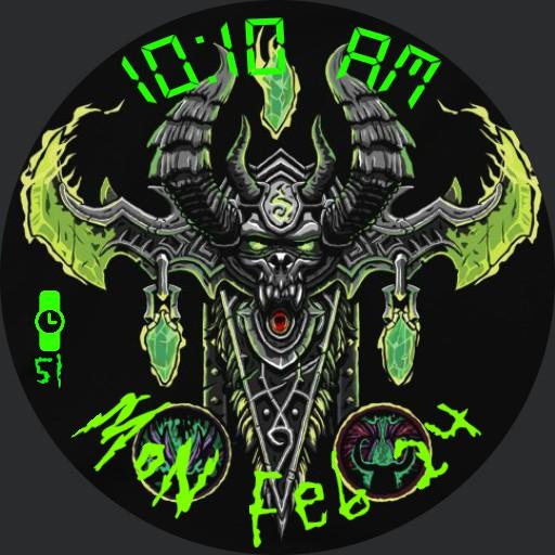 demon hunter world of Warcraft