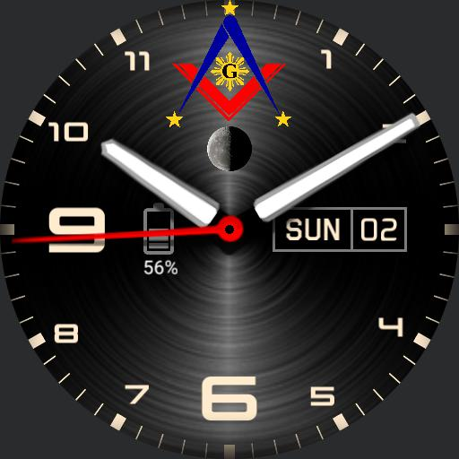 Masonic Moon Phase