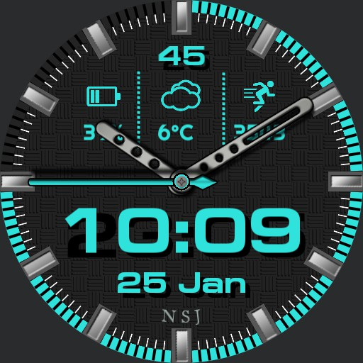 NSJ Ticwatch 3