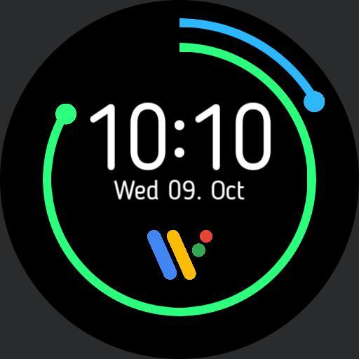 Galaxy Watch - Simple Digital