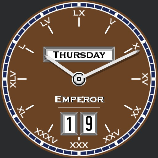 Brown Emperor Day/Date