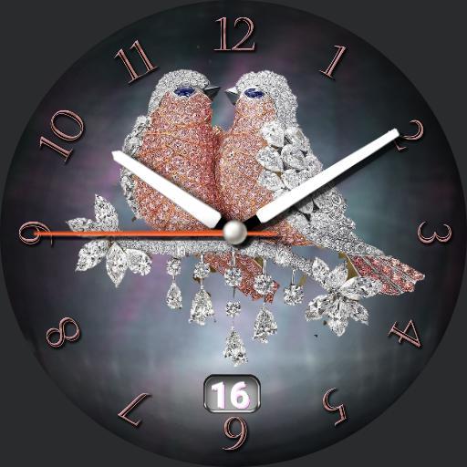 Love birds no.2 zoom