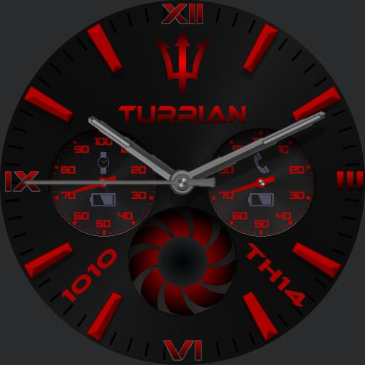 Turrian Red