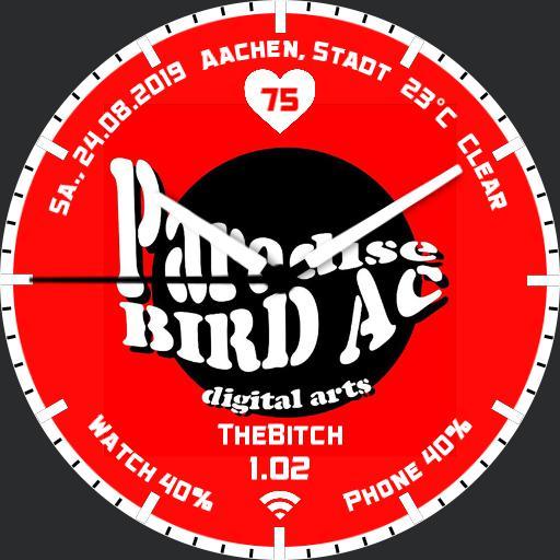 Paradise Bird AC