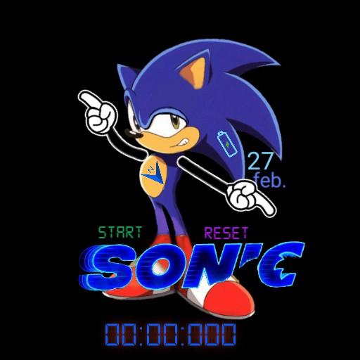Sonic Bailarin