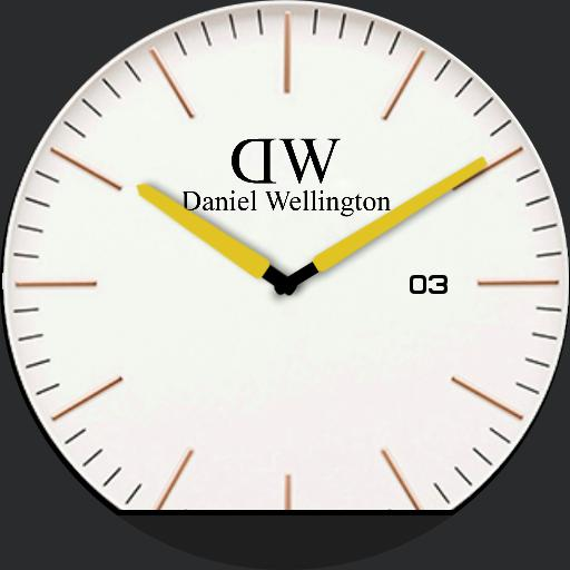 Daniel Wellington type