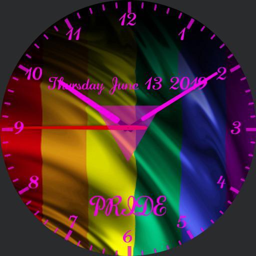 Frazer Gay Pride Analog