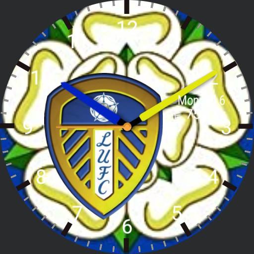 Leeds utd  marching on