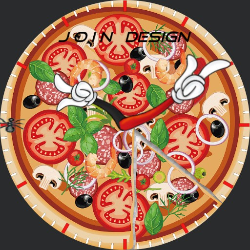 JOIN DESIGN 123 pizza