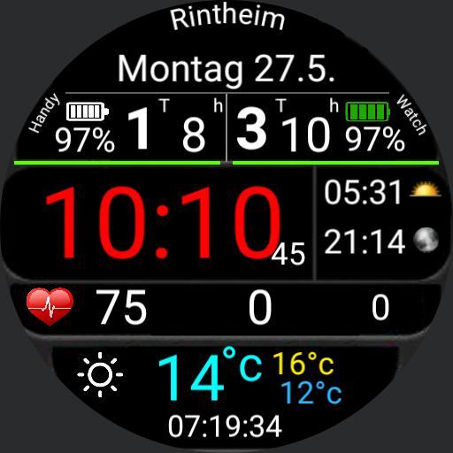 Weather Check - km - 2.61 P20