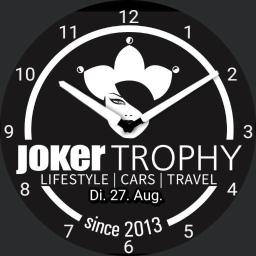 JokerTrophy