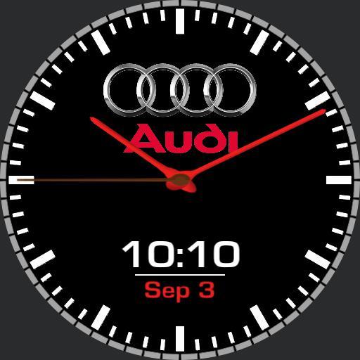 SER Audi Logo Copy