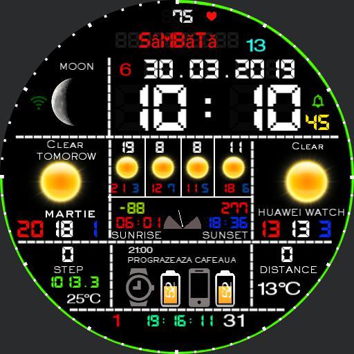 Multiface watch Cori Copy