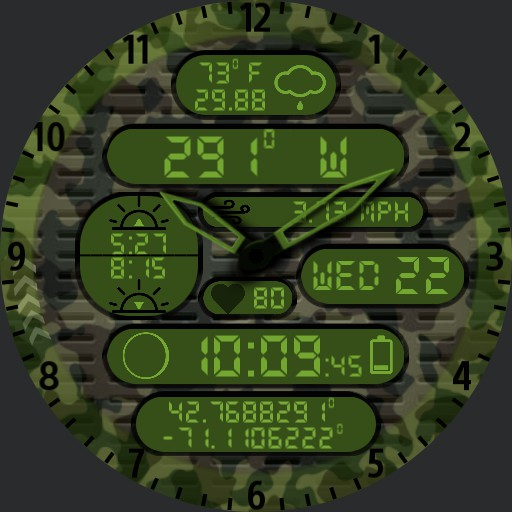 Military Watch Special Ops