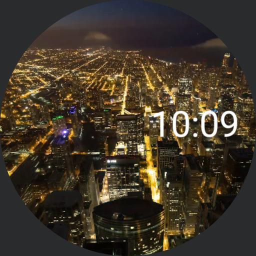 City time lapse