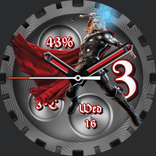 Thors Hammer JBTH060119