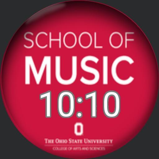 OSU School of Music Logo