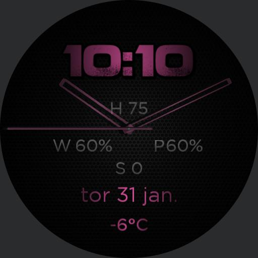 TL Watch 2 Pink Copy