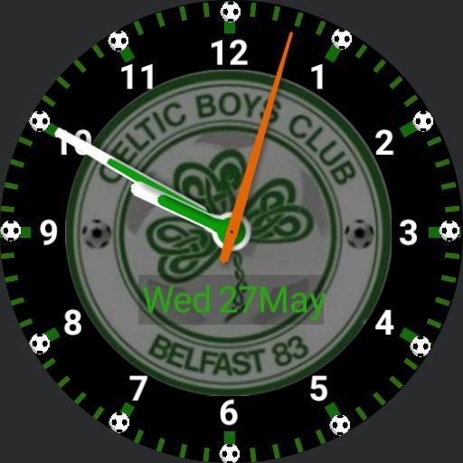 Celtic Boys Belfast