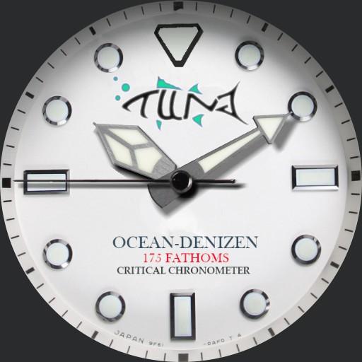 Ocean Denizen-Tuna edition