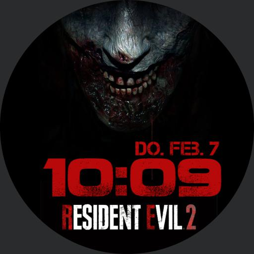 Resident Evil 2 Remake Copy