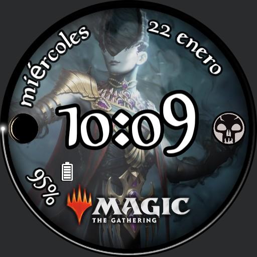 Magic Black Ashyok Black