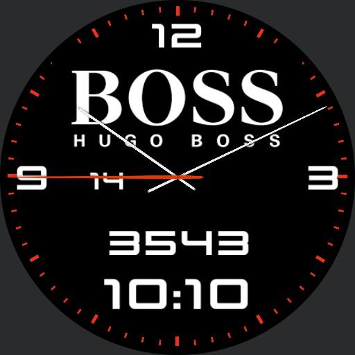 Hugo Boss Walker 2020