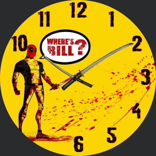 Kill Bill theme featuring Dead Pool