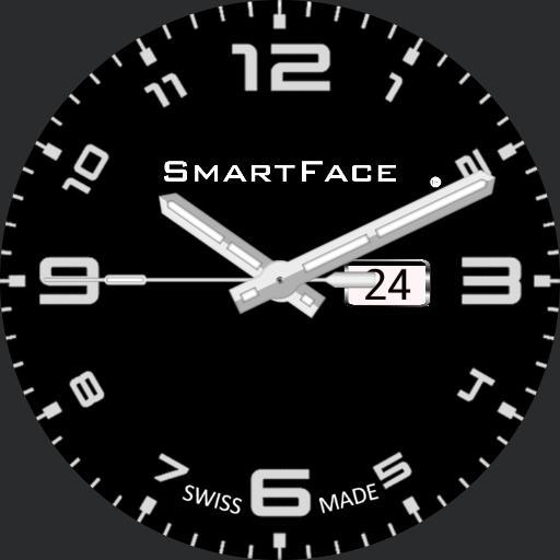 SmartFace datetime