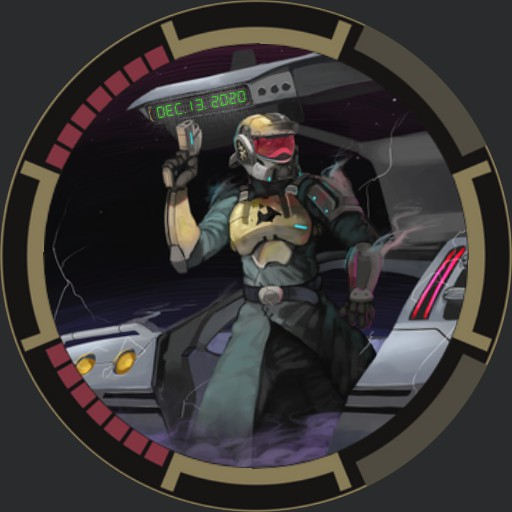 KOGS Watchface - Time Traveller