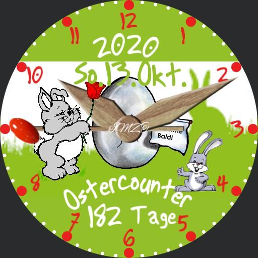 Ostercounter 2020